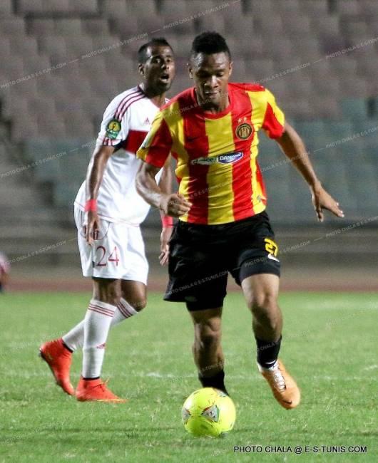Fousseni Coulibaly prolonge à l'Espérance jusqu'en 2020. (Photo CHALA)