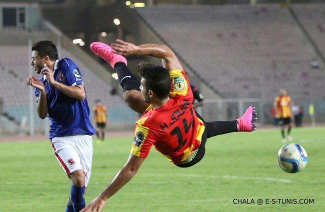 L'Espérance de Tunis retrouve Al Ahly en CAF CL. (Photo CHALA)