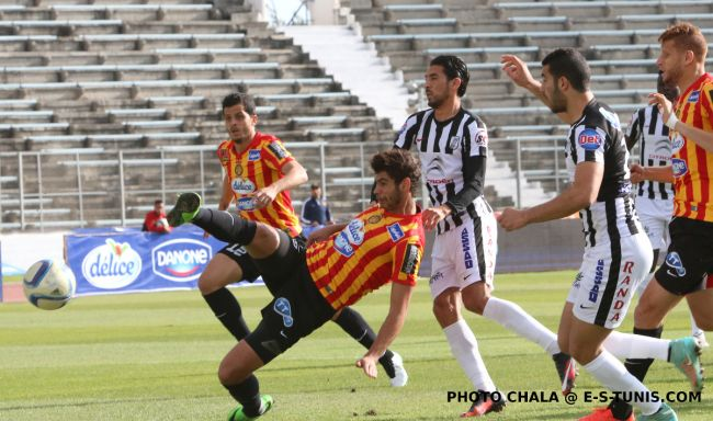 Les Sang et Or s'imposent brillamment face au CS Sfaxien. (Photo CHALA)