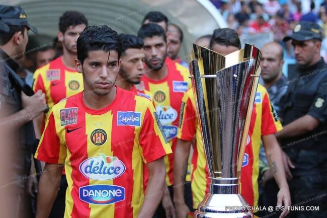 Victoire difficile contre le FC Hammamet en huitième de finale de Coupe. (Photo CHALA)