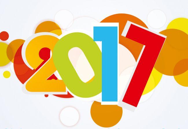 Toute l'équipe de rédaction d'E-S-Tunis.com vous souhaite une bonne année 2017 ! (Photo happynewyearwallpaper.org)