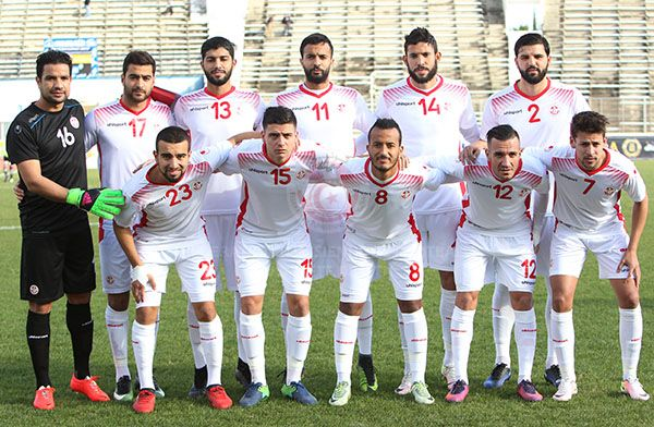 Liste officielle de la Tunisie pour la CAN 2017. (Photo FTF)