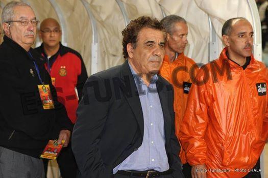Faouzi Benzarti affiche ses ambitions avec l'Espérance. (Photo CHALA)