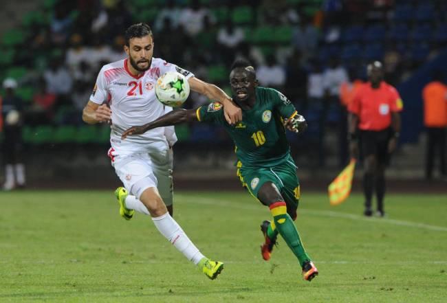 La Tunisie a déçu lors de son match inaugural de la CAN 2017 perdu devant le Sénégal (0-2). (Photo CAF Online)