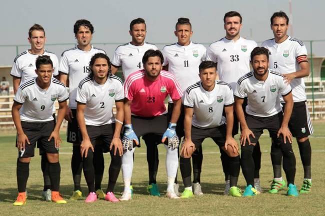 Naft Al Wassat compte se retirer de l'Arab Championship. (Photo kooora.com)