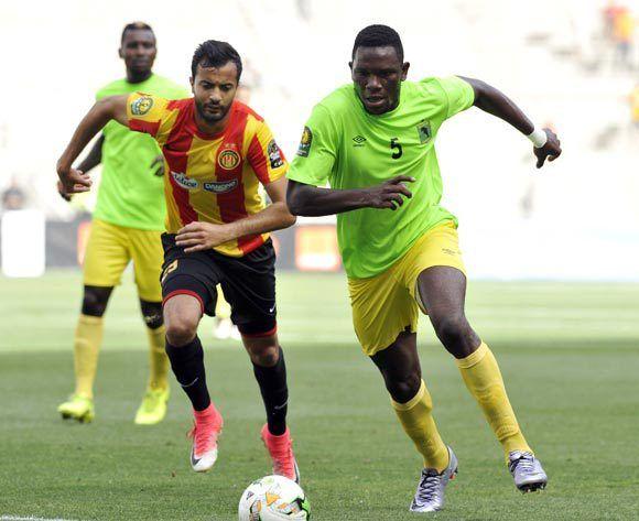 Taha Yassine Khenissi auteur d'un doublé face à l'AS Vita Club. (Photo footballshock.com)