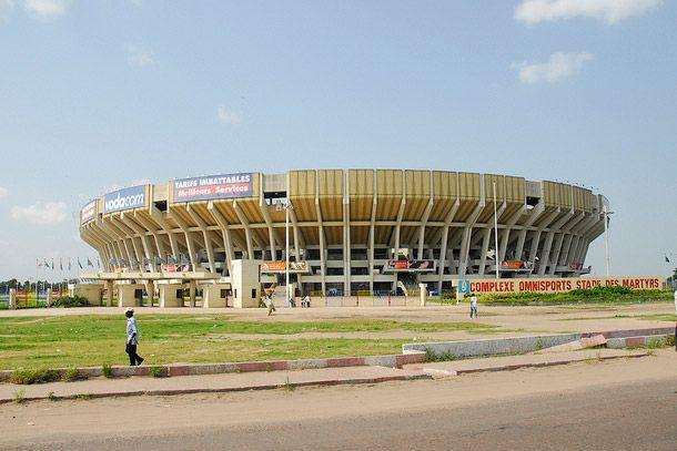 Le Stade des Martyrs de la Pentecôte qui abritera la rencontre ASVC vs. EST. (Photo leopardsfoot.com)