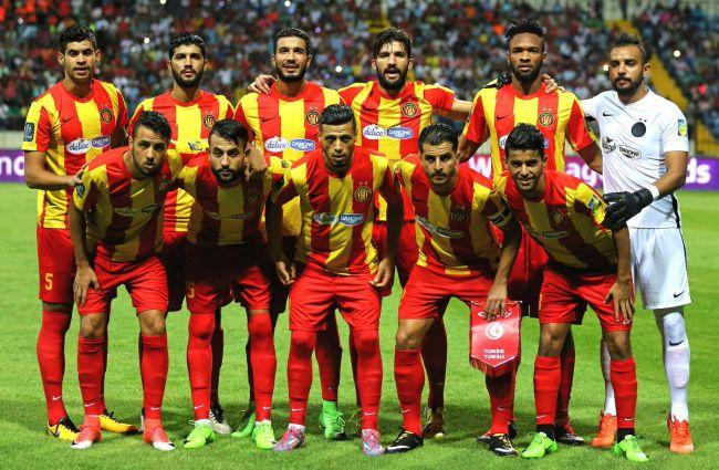 L'équipe sang et or championne arabe des clubs. (Photo @UAFAAC)