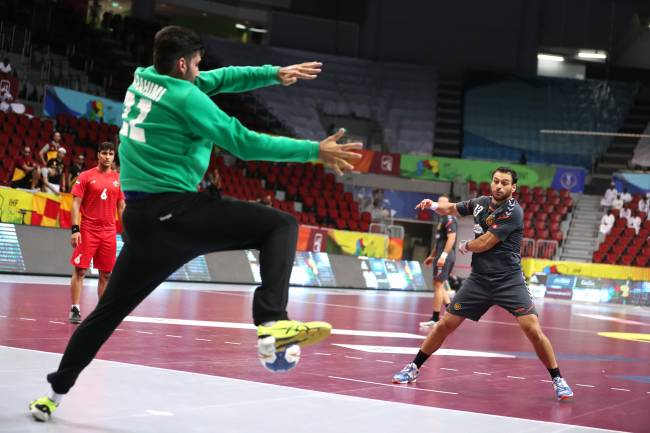 African Handball Champions League: Tunisia's Espérance ST will play in Group A. (IHF Photo)