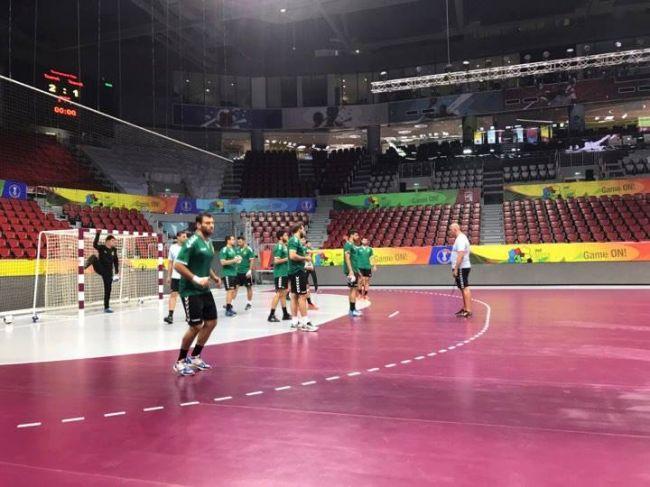 Après le Super Globe et les tournois de préparation, les handballeurs Sang et Or se penchent sur le championnat local. (Photo IHF)