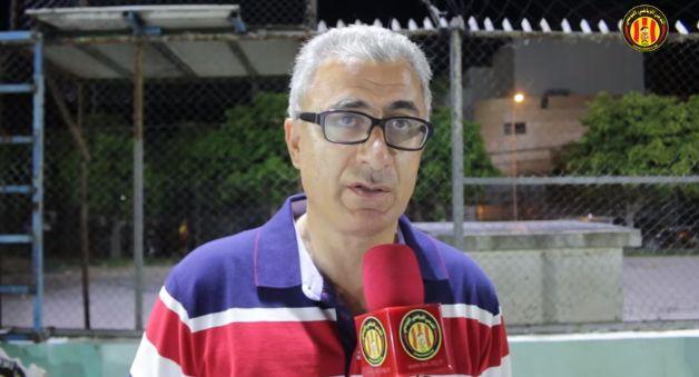 Mondher Kebaïer nouveau sélectionneur de l'équipe nationale tunisienne. (Photo est.org.tn)