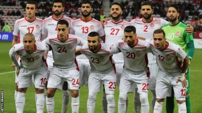 Equipe de Tunisie. (Getty Images)