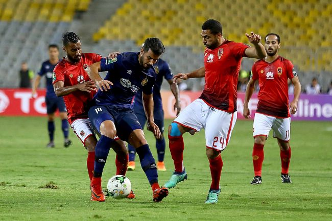 Al Ahly and Esperance de Tunis to battle it out in CAF Champions League final. Photo | AFP