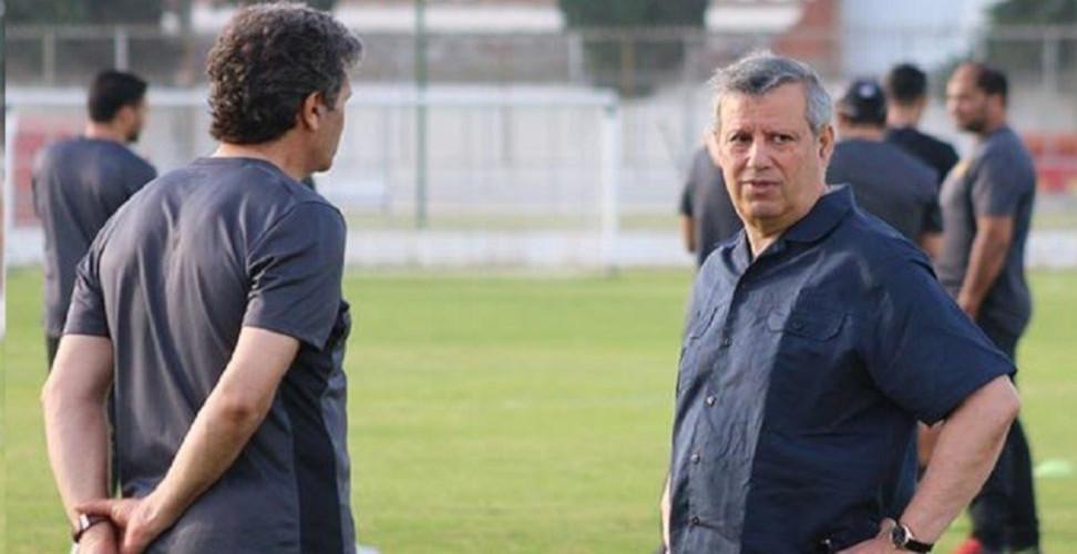 Le président Hamdi Meddeb met fin à la collaboration avec l'entraîneur Khaled Ben Yahia (Photo : est.org.tn)