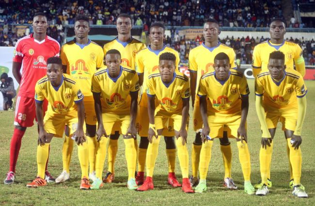 KCCA FC adversaire de l'Espérance de Tunis en CAF Champions League. (Photo KCCA FC)