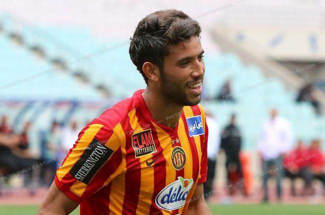 Le défenseur Mohamed Ali Yaâkoubi est de retour à l'Espérance de Tunis. (Photo CHALA)