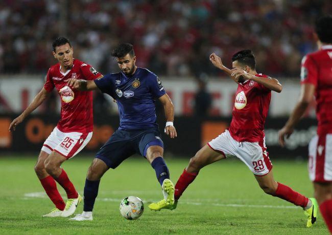 Ayant passé le cap de l'Étoile du Sahel en quarts, l'Espérance de Tunis retrouve Primeiro de Agosto en demi-finale de la CAF Champions League 2018. Photo | CAF Online