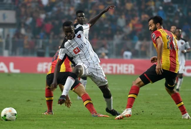 الترجي يهزم بريميرو ويتأهل لنهائي دوري أبطال إفريقيا. صورة | أ ف ب