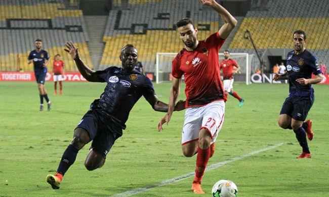 مواجهة صعبة بين بطلي مصر وتونس للتتويج باللقب القاري. صورة | أ ف ب