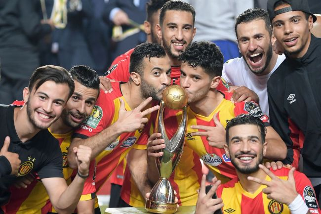 L'Espérance de Tunis remporte la Ligue des champions 2018 ! (Photo twitter)