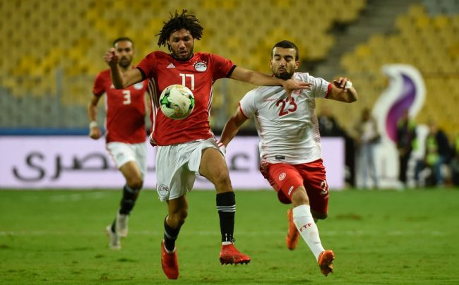 L'Egypte bat la Tunisie 3 à 2 au stade Borg Al Arab,  Photo Fifa.com
