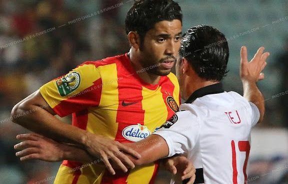 Mohamed-Ali Yaâkoubi, héro heureux de la finale de la Ligue des champions 2018. (Photo CHALA)