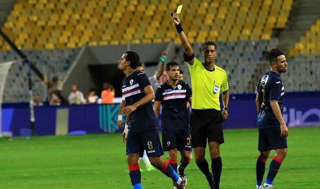 L'arbitre égyptien Amin Omar désigné pour le match de samedi face à la JS Kabylie. (Photo sport360.com)