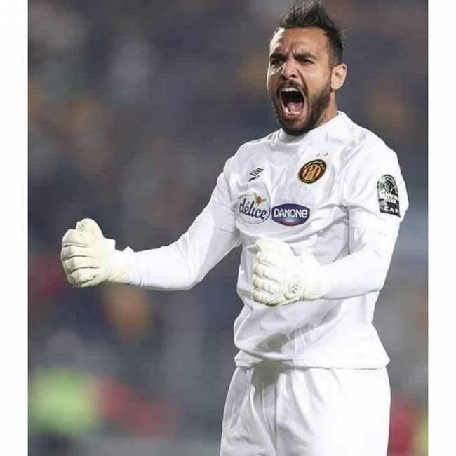 Moëz Ben Chérifia Homme du Match EST - ESS. (Photo Pik View)