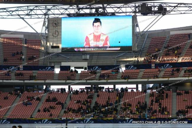 Khalil Chammam featured in the FIFA Club World Cup Japan 2011. Photo | CHALA