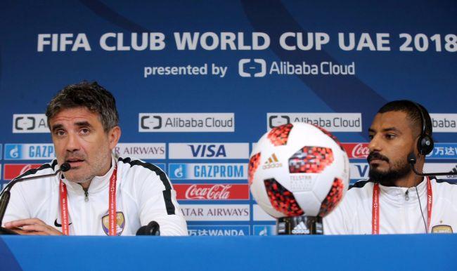 زوران : تحقيق نتيجة إيجابية والتأهل للأدوار المتقدمة من البطولة. صورة | مجلس أبو ظبي الرياضي