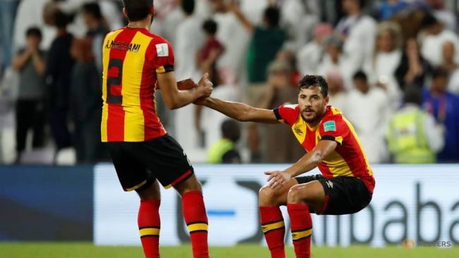 African champions Esperance of Tunisia miss another opportunity to reach the semi-finals of the FIFA Club World Cup. Photo | Reuters