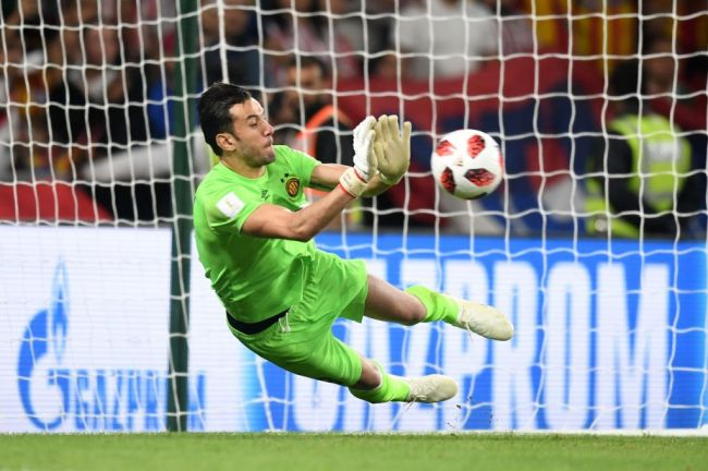 Standout performance from Rami Jeridi at FIFA Club World Cup UAE 2018. Photo | Getty Images