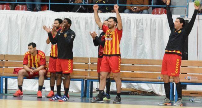 L'Espérance de Tunis remporte le championnat arabe des clubs champions de handball. (Photo est.org.tn)