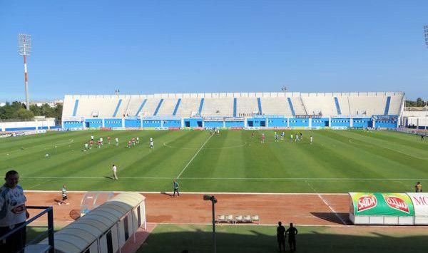 Le stade Mustapha Ben Jannet de Monastir accueillera le derby de ce dimanche. (Photo FTF)