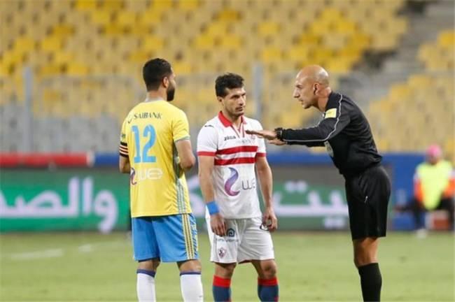 L'arbitre Mohamed Adel El Saïd Hussein désigné pour le derby entre l'Espérance et le Club Africain. (Photo Btolat.com)