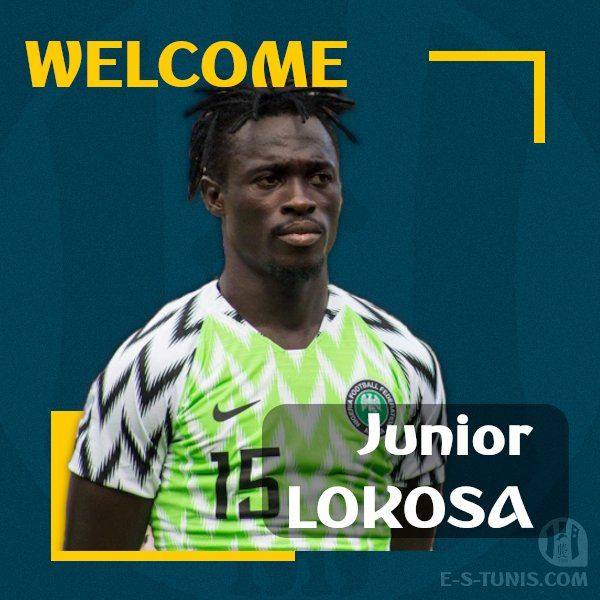 Junior Lokosa: Playing with the current African champions makes it even more special and demanding...