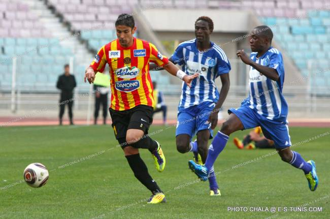 After previous encounters with Zimbabweans Hartland FC and Dynamos FC, Esperance meet FC Platinum today. Photo | CHALA