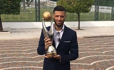 Anice Badri, champion d'Afrique 2018 avec l'Espérance de Tunis. (Photo Fifa.com)