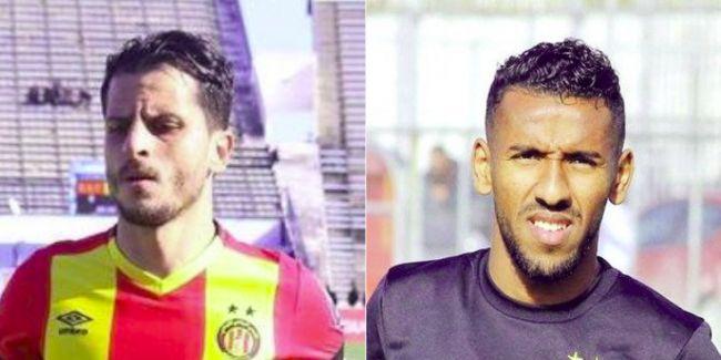 Khalil Chammam et Hamdou Elhouni