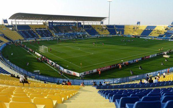 Stade d'Al-Gharafa lieu de la Supercoupe de Tunisie entre l'Espérance de Tunis et le Club Africain