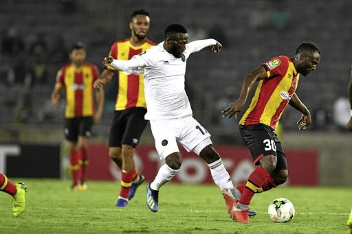 Esperance subdue Pirates and go top of Group B. Photo | Lefty Shivambu | Gallo Images