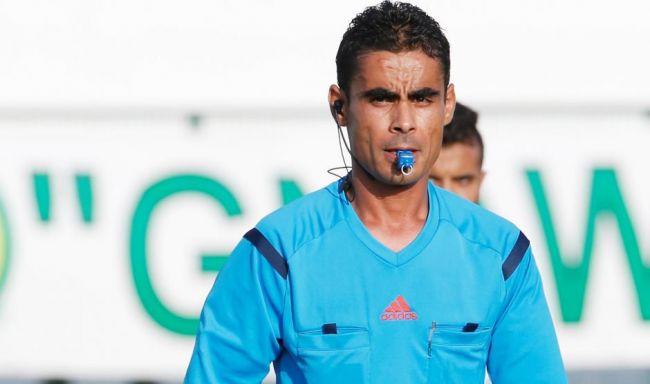 L'arbitre Walid Jeridi désigné pour le match de samedi face au Stade Tunisien. (Getty Images)