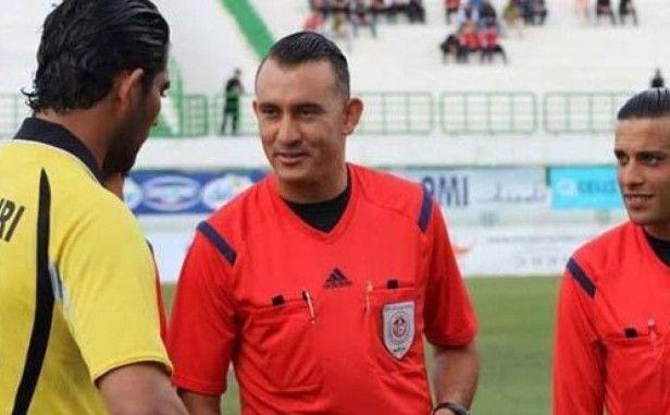 L'arbitre Mohamed Chaâbane désigné pour le match face au CS Hammam-Lif. (Photo Koora.com)