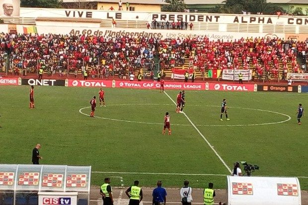 Esperance and Horoya meet in Rades on Friday, 8 March 2019 after a 1 - 1 draw in Conakry back in January. Photo | espacefmguinee.info