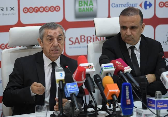 Le sélectionneur national Alain Giresse convoque trois joueurs sang et or pour les deux prochains matches de la sélection nationale. (Photo huffpostmaghreb.com)