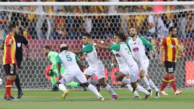 Le Raja CA s'impose face à l'Espérance et remporte la Supercoupe d'Afrique 2019. (Photo Fifa)