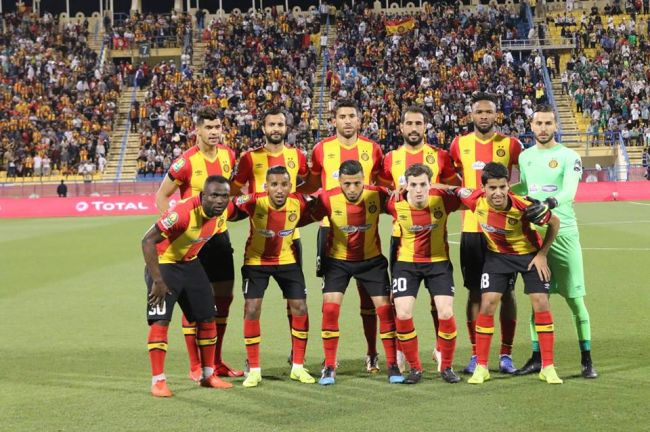 After losing the 2018 CAF Super Cup, will Esperance win the 2019 CAF Champions League? Photo | est.org.tn