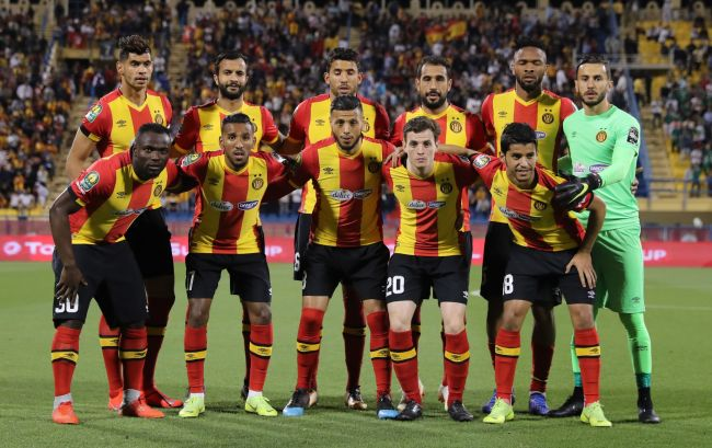 Esperance face Constantine for a place in the 2019 CAF Champions League semi-finals. Photo | CAF Online