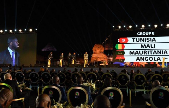 2019 AFCON draw: Tunisia in Group E. Photo | CAF Online