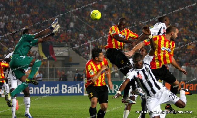 After 2012, Esperance and Mazembe renew rivalry at this year's CAF CL semi-finals. Photo | CHALA